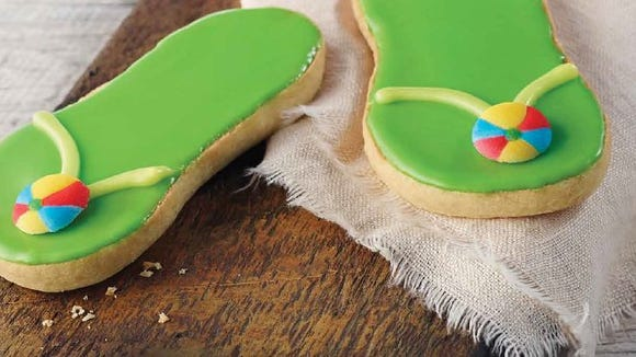 Panera Bread will donate 100 percent of sales of it's Flip Flop Cookies between May 12 and May 26 to the Children's Home Society of Florida.