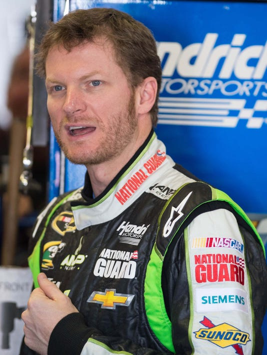 Earnhardt Jr.: We're getting close to cracking through
