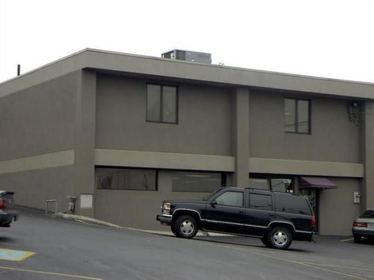 Dave Arnholt also bought this office building at 1301 McGavock St., which was once home to a pain management clinic.