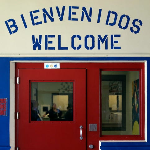 The Karnes County Residential Center in Karnes City, Texas, is an immigration detention facility  retooled to house adults with children who have been apprehended at the border.