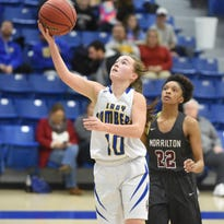 Lady Bombers snap skid with big victory