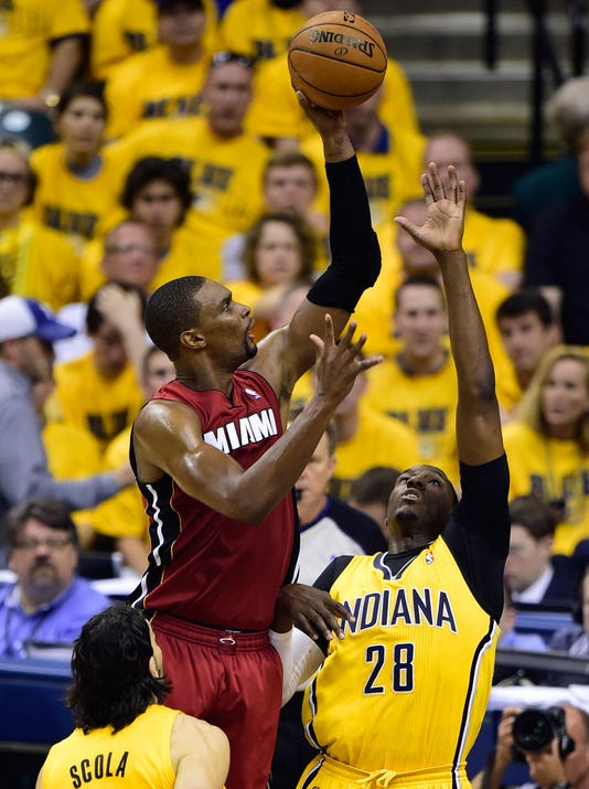 Chris Bosh: Heat 'going to have to do a much better job'
