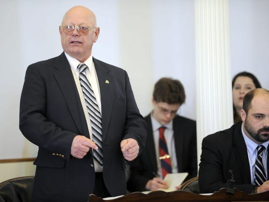 Vermont Lawmaker-Sex _Redm