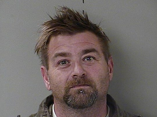 """Louis S. Berbert, Enchanted Planet in Murfreesboro, charged with possessing and selling a schedule VI drug in a drug free zone other than a school, was arrested as part of """"Operation Candy Crush,"""" Rutherford County's sting of CBD vendors."""