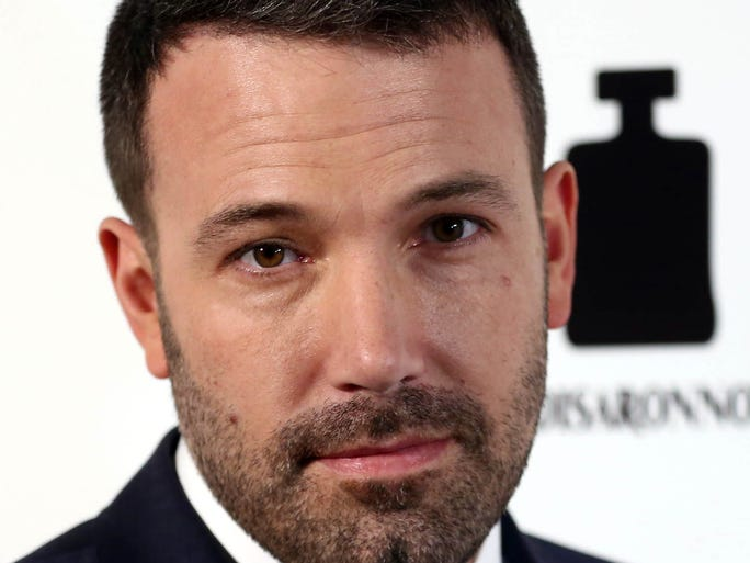 The ayes seemed to rarely have it in Washington DC in 2013 but it was a different story with the Hollyood crowd where the windows to the soul seem to be a little deeper. <br /><br />Ben Affleck's big brown eyes are surprisingly calm.