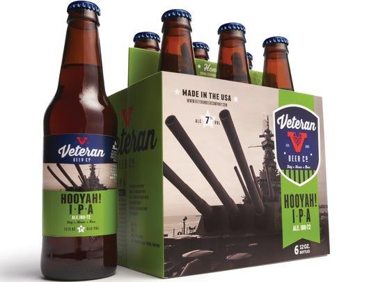 Veterans Beer Co. released a new IPA in honor of Veterans