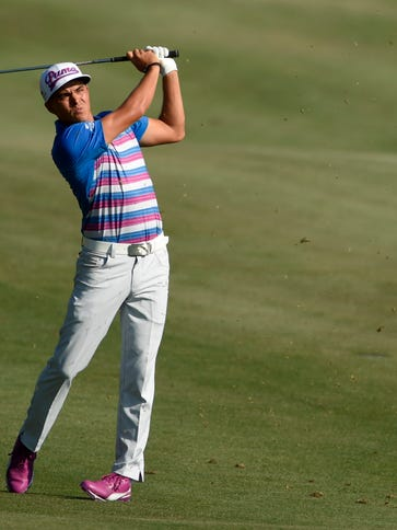 Rickie Fowler will kick off the Tour's new streaming
