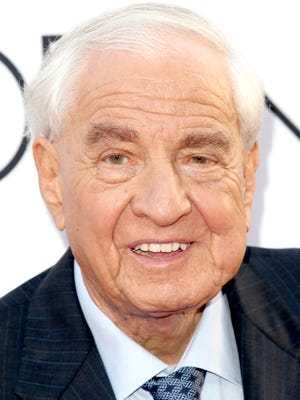 "Garry Marshall attends the world premiere of ""Mother's Day"" in Los Angeles on April 13 in Los Angeles."