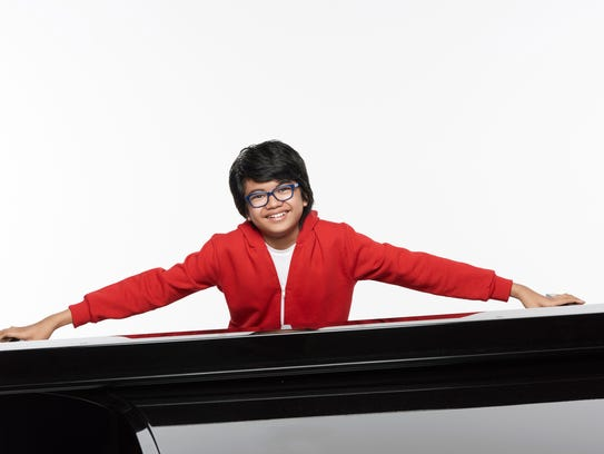 Joey Alexander is coming to McCarter in Princeton.