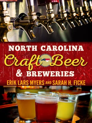 Want to know more about North Carolina's great craft beer scene? Get the book North  Carolina Craft Beer and Breweries by Erik Lars Myers and Sarah H. Ficke. It's now in its second edition from John Fl Blair Publisher.  It covers the North Carolina breweries from Asheville and the mountains to to the ocean.