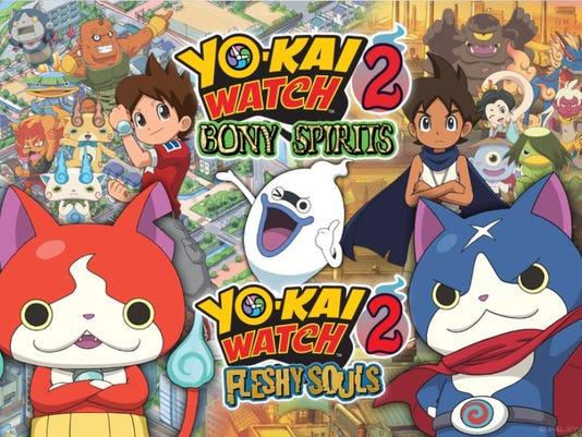 Technobubble  Yo-Kai Watch 2 Story Quests b5185bc4d8