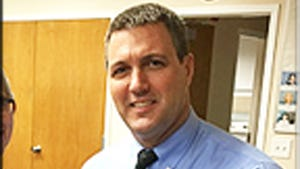 Patrick Linn Executive director Collier County Mosquito Control District