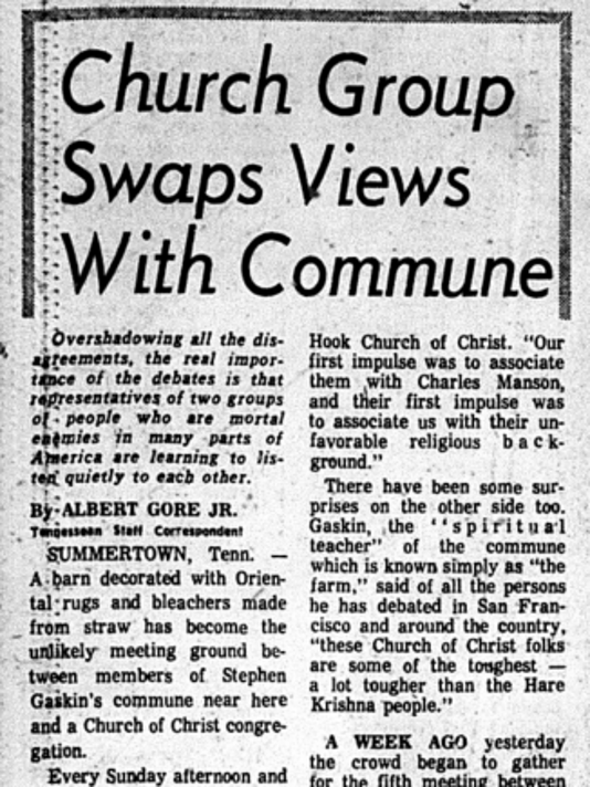 Tennessean, March 13, 1972