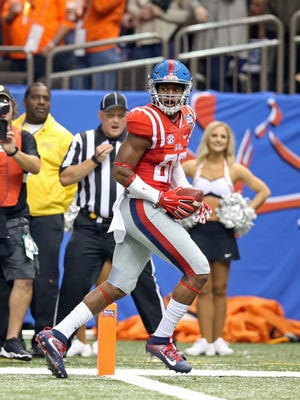 The Bengals took Mississippi Rebels wide receiver Cody Core in the sixth round of the 2016 NFL Draft.