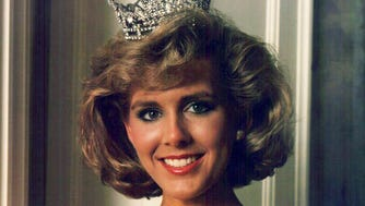 Kellye Cash was Miss Tennessee for 1986 and went on to become Miss America for 1987.