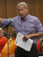 Jeff Tittel, director of the New Jersey Sierra Club, says the proposed New Jersey Natural Gas pipeline is not needed.