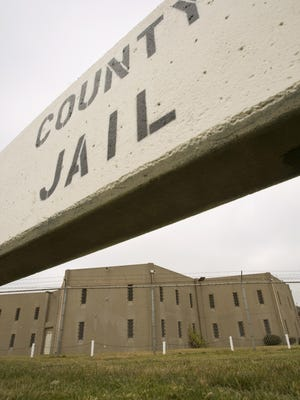 The Salinas CalifornianMonterey County's recidivism rate has declined. (05-08-08 -- county jail)The Monterey County Jail. Pictured Thursday in Salinas.