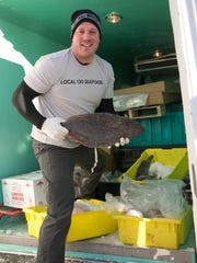 Eric Morris, CEO of Local 130 Seafood in Asbury Park,