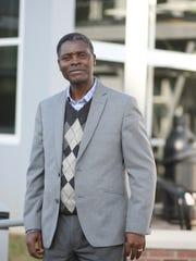 Dr. Samuel Jator, a professor of mathematics and the