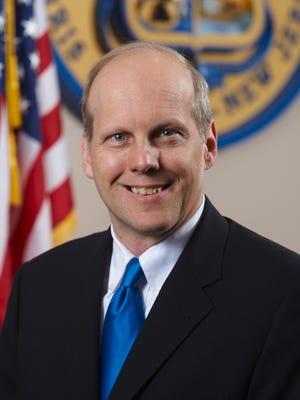 Former Morris County Freeholder John Krickus
