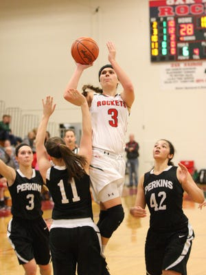 Oak Harbor's Andrea Cecil is set to play in the North-South All-Star Game.