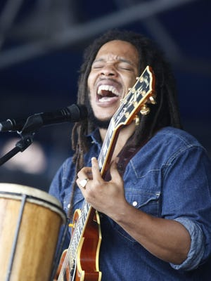 Stephen Marley, pictured, will play a sold-out double bill with Matisyahu at Seacrets in Ocean City on Wednesday, June 13.