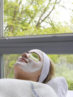 A spa session can help you relax in winter, such as this one at Buttermilk Inn and Spa in Milton.