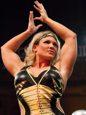 Asheville resident Beth Copeland, who wrestled as Beth Phoenix, this month will become