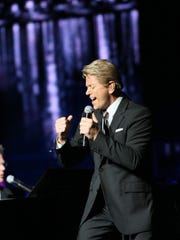 Peter Cetera says he is having more fun performing now than in the past.