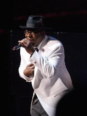 Bobby Brown in Rochester.