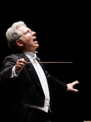 John Mauceri was the guest conductor for the New West Symphony's tribute program to mark what would have been Leonard Bernstein's 100th birthday.