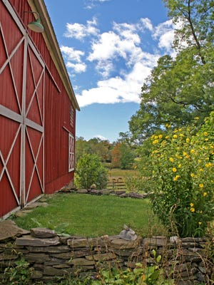 The Klose Farm in Red Hook is one of two farms preserved through partnerships between Scenic Hudson and the Dutchess Land Conservancy and support from the USDA Natural Resources Conservation Service.