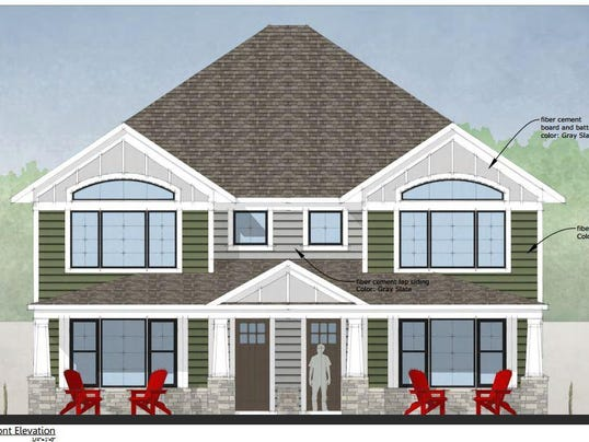 Duplex project in e l could begin this fall for Duplex project
