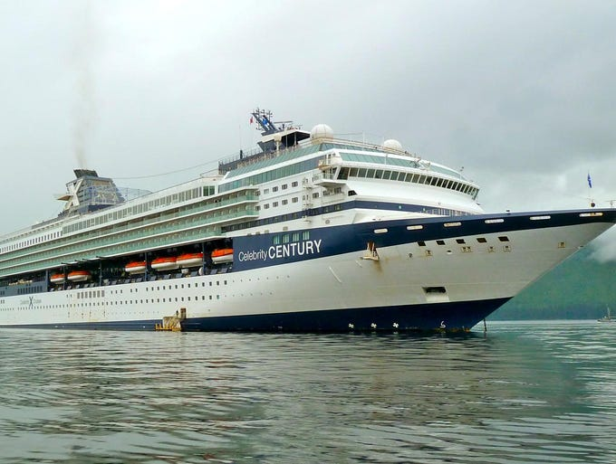 Celebrity Cruises' 71,545-ton Celebrity Century is by today's standards a mid-sized classic but when introduced in 1995 as the Century, it was one of the world's largest, most technically-advanced cruise ships.