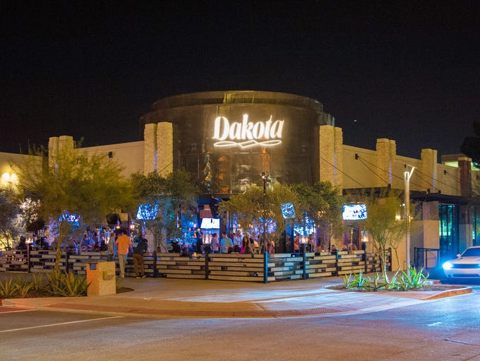 Dakota Bar is a newly opened restaurant and bar right
