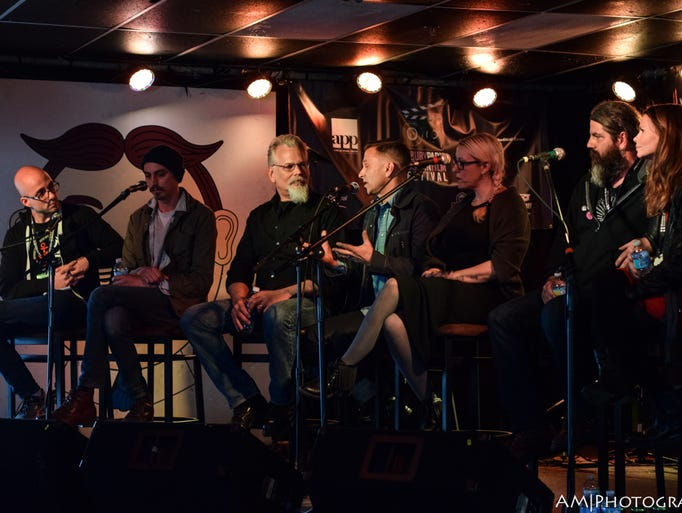 The Wonder Bar hosted the 'Made in Asbury Park' panel