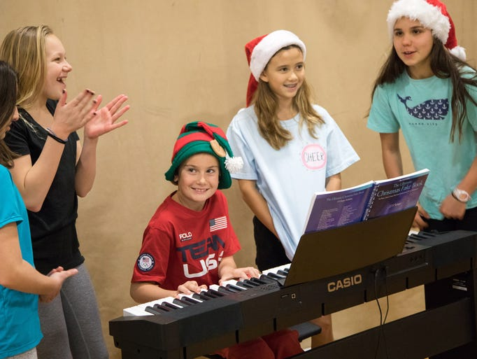Accomplished ten-year-old pianist and Somerset Hills