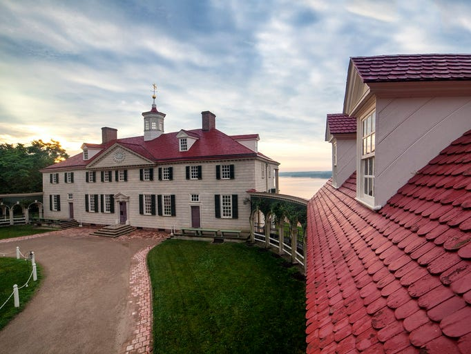 Virginia - Mount Vernon