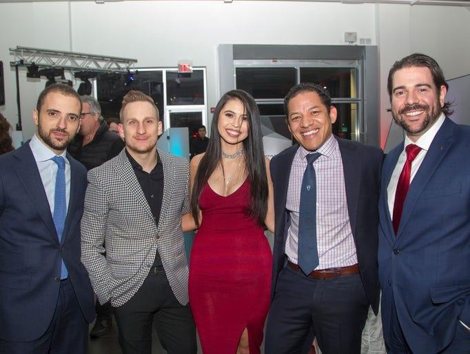 Leonardo, Chris Gesell, Jessica Bedoya, Charles, Brian