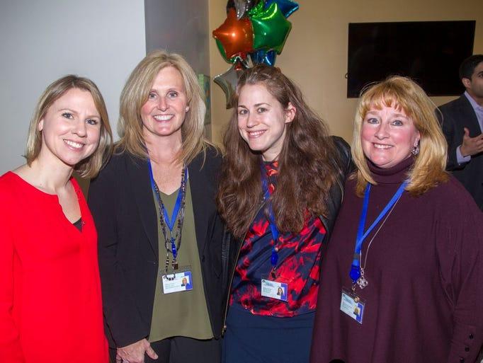 Mackenzie Bauer, RN;  Karen Cotter, RN; Robin Insler,