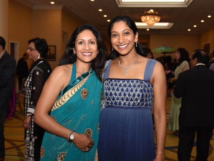 Chetana Gowda, Anita Gupta. Hindu Samaj Mandir held
