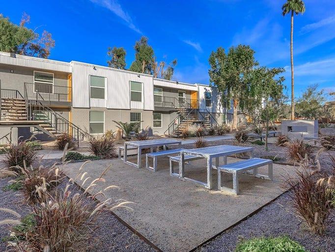 Spring Apartments Phoenix Az