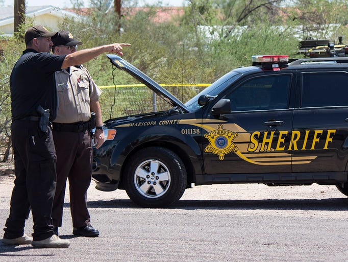 Deputy-involved Shooting In Apache Junction
