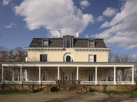 The Rokeby home in Barrytown is the Chanler family seat, where the orphaned Robert Winthrop Chanler and his siblings were raised. The home, farm and 450 riverfront acres had come into family ownership through a Crown grant in 1688, according to Wint Aldrich. The Chanler family first moved to Rokeby in 1876.