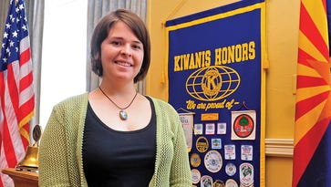 Kayla Mueller is seen in this 2013 photo.