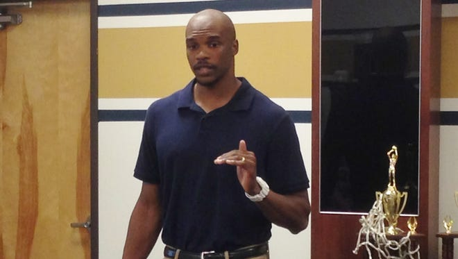 Former UNC Asheville standout John Williams is the new girls basketball coach at Asheville Christian Academy.