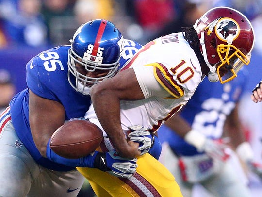 After impressing with the Giants, Johnathan Hankins