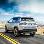 2017 Jeep® Compass Limited