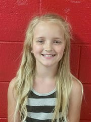 Carlie Trent, 9, has been reported missing from Rogersville.