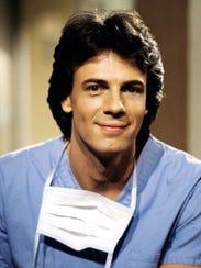 Rick Springfield  played Dr. Noah Drake on General